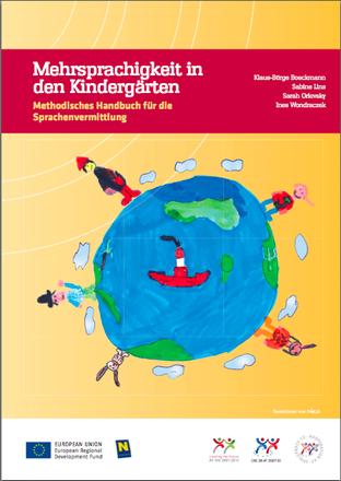 Dokumentbild Mehrsprachigkeit in den Kindergärten - Methodisches Handbuch für die Sprachvermittlung