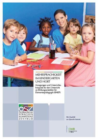 Dokumentbild Mehrsprachigkeit im Kindergarten und Hort