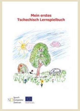 Dokumentbild Mein erstes Tschechisch-Lernspielbuch