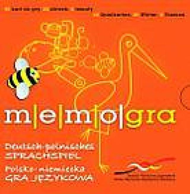 Dokumentbild memogra - Deutsch-polnisches Sprachspiel