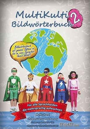 Dokumentbild MultiKulti Bildwörterbuch 2