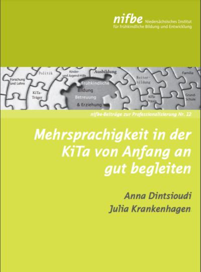 Dokumentbild Mehrsprachigkeit in der KiTa von Anfang an gut begleiten