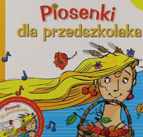 Dokumentbild Piosenki dla przedszkolaka /  Lieder für Kinder im Vorschulalter