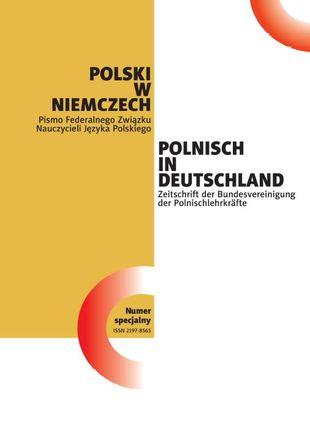 Dokumentbild Polnisch in Deutschland