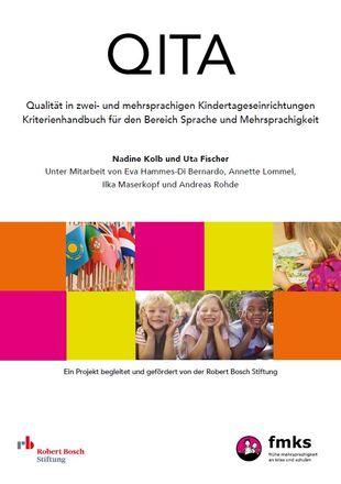 Dokumentbild QITA-Kriterienhandbuch für den Bereich Sprache und Mehrsprachigkeit