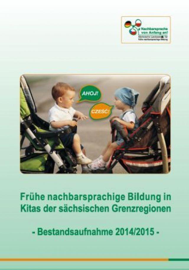 Dokumentbild Frühe nachbarsprachige Bildung in Kitas der sächsischen Grenzregionen
