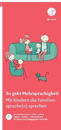 Dokumentbild So geht Mehrsprachigkeit - Mit Kindern die Familiensprache(n) sprechen