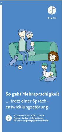 Dokumentbild So geht Mehrsprachigkeit ... trotz einer Sprachentwicklungsstörung