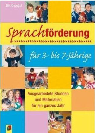 Dokumentbild Sprachförderung für 3- bis 7-Jährige