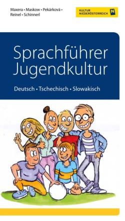 Dokumentbild Sprachführer Jugendkultur Deutsch-Tschechisch-Slowakisch