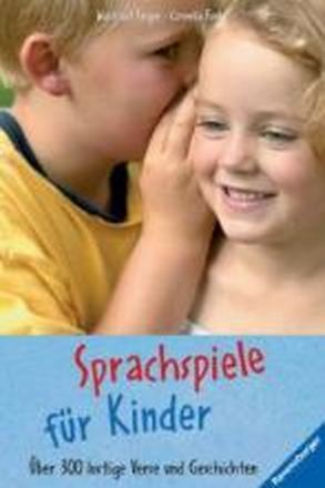 Dokumentbild Sprachspiele für Kinder