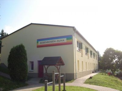 Kindertagesstätte Regenbogen Marienberg OT Rübenau