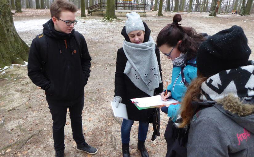Deutsch-Polnische Begegnung mit und ohne Sprachbarrieren