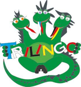 Logo des TriLingo e.V.