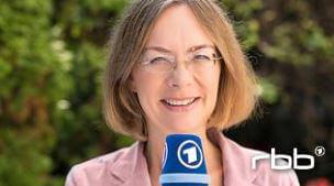Foto: ARD, Griet von Petersdorff - Korrespondentin in Polen